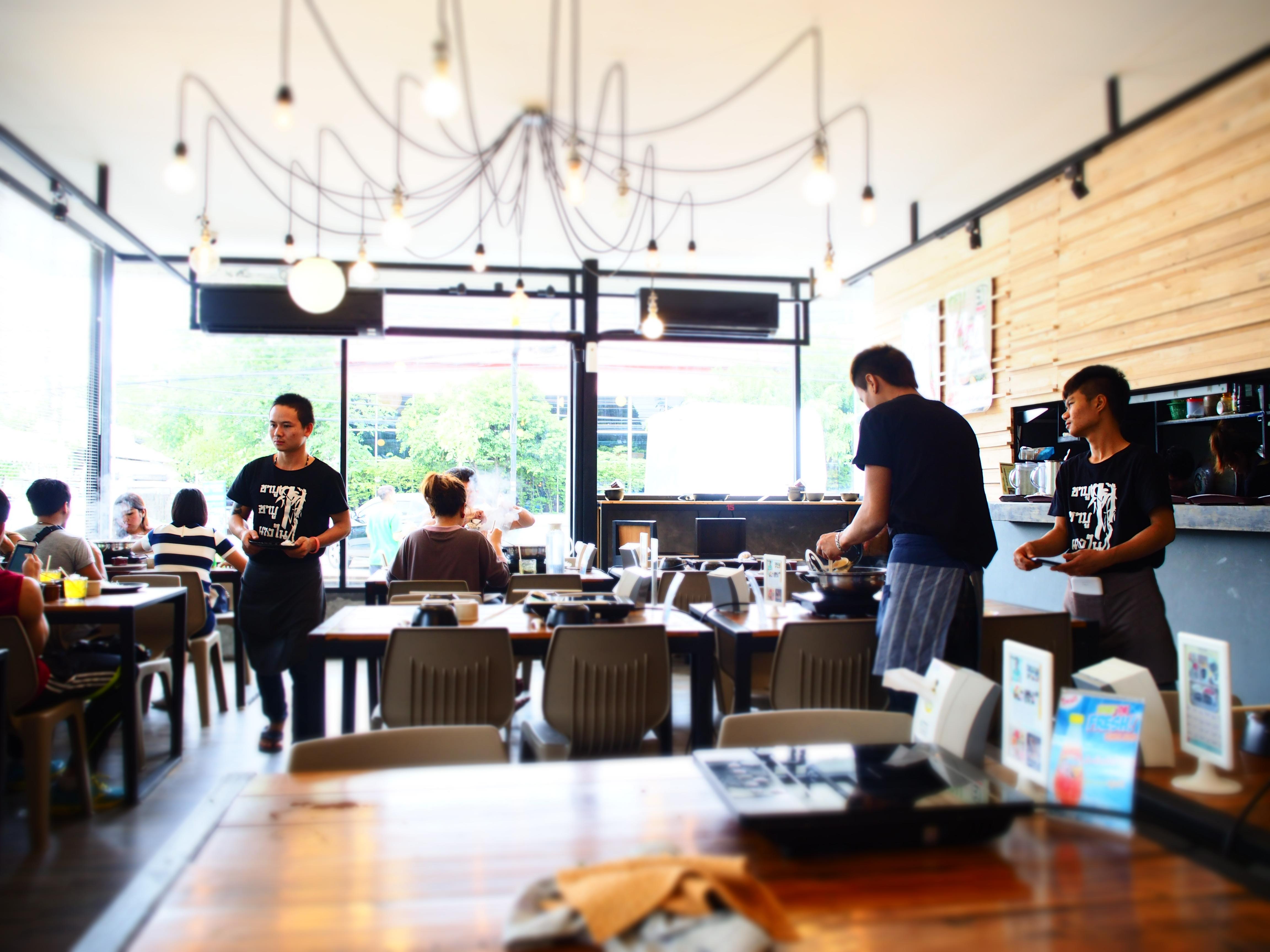 ร้าน อาหาร ชาบู นางใน ทาวน์อินทาวน์