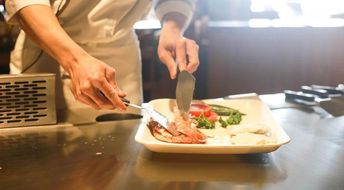 ค่าแรง พนักงาน ร้านอาหาร