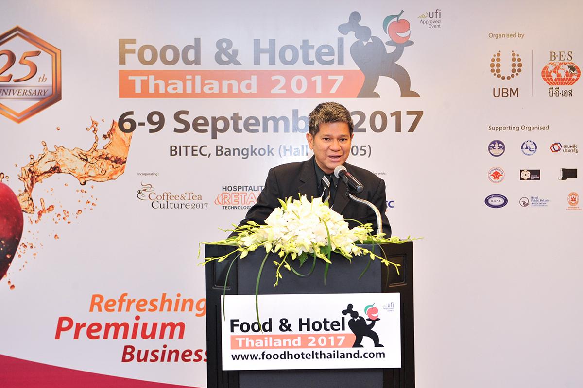 Food&Hotel Thailand 2017