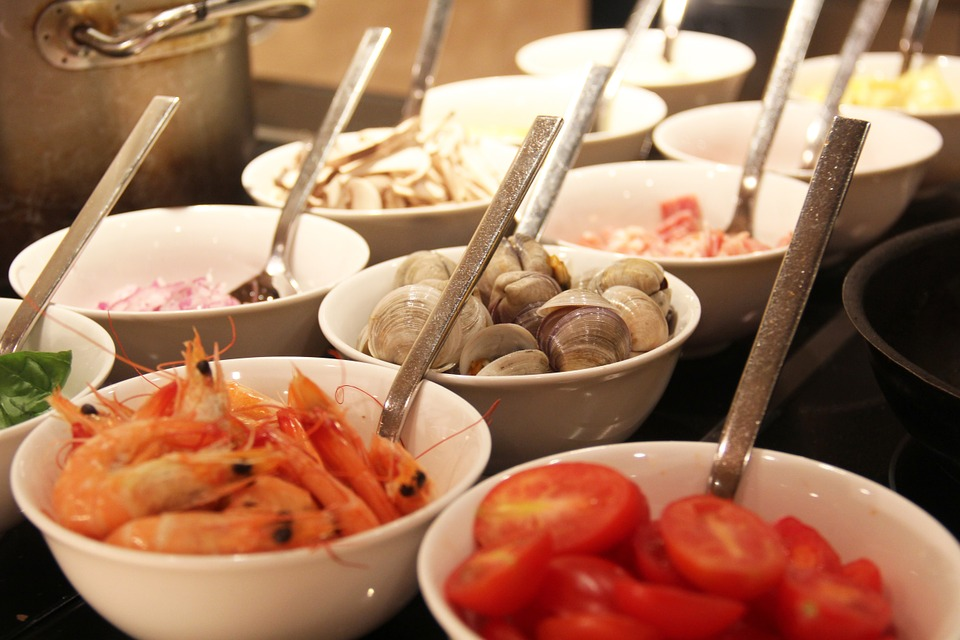 buffet ร้านอาหาร